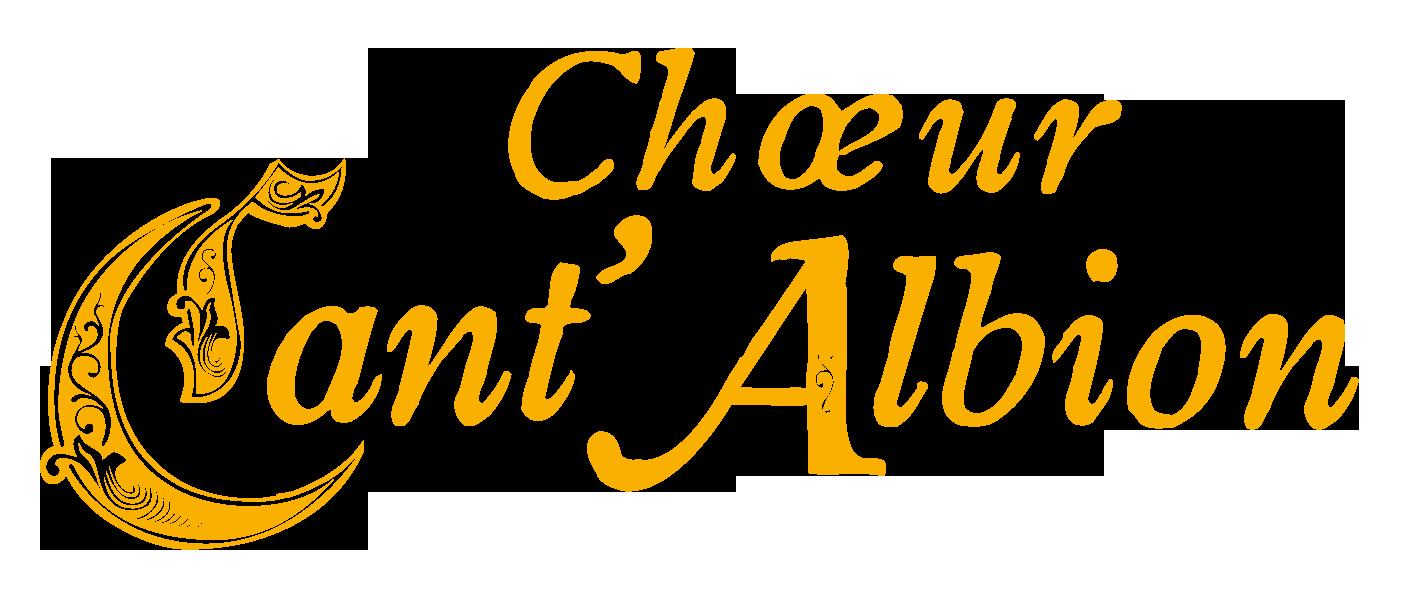 Le Choeur Cant'Albion